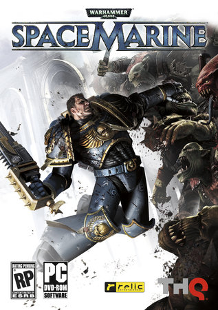 Warhammer 40000 Space Marine portada PC