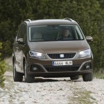 Seat Alhambra 4 Frontal