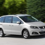 Seat Alhambra 4 Laterales