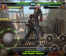 The King of Fighters-i  para dispositivos Apple