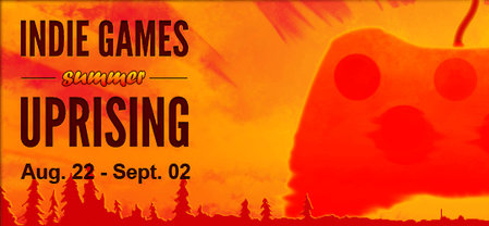 Indie Games Summer Uprising LOGO