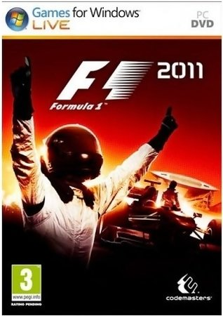 F1 2011 portada Windows PC