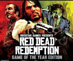 Red Dead Redemption Game of the Year Edition portada PS3