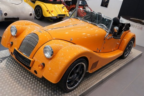 Morgan Plus E Roadster Concept