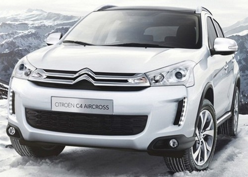 nuevo citroen c4 aircross 2012 gizmos. Black Bedroom Furniture Sets. Home Design Ideas