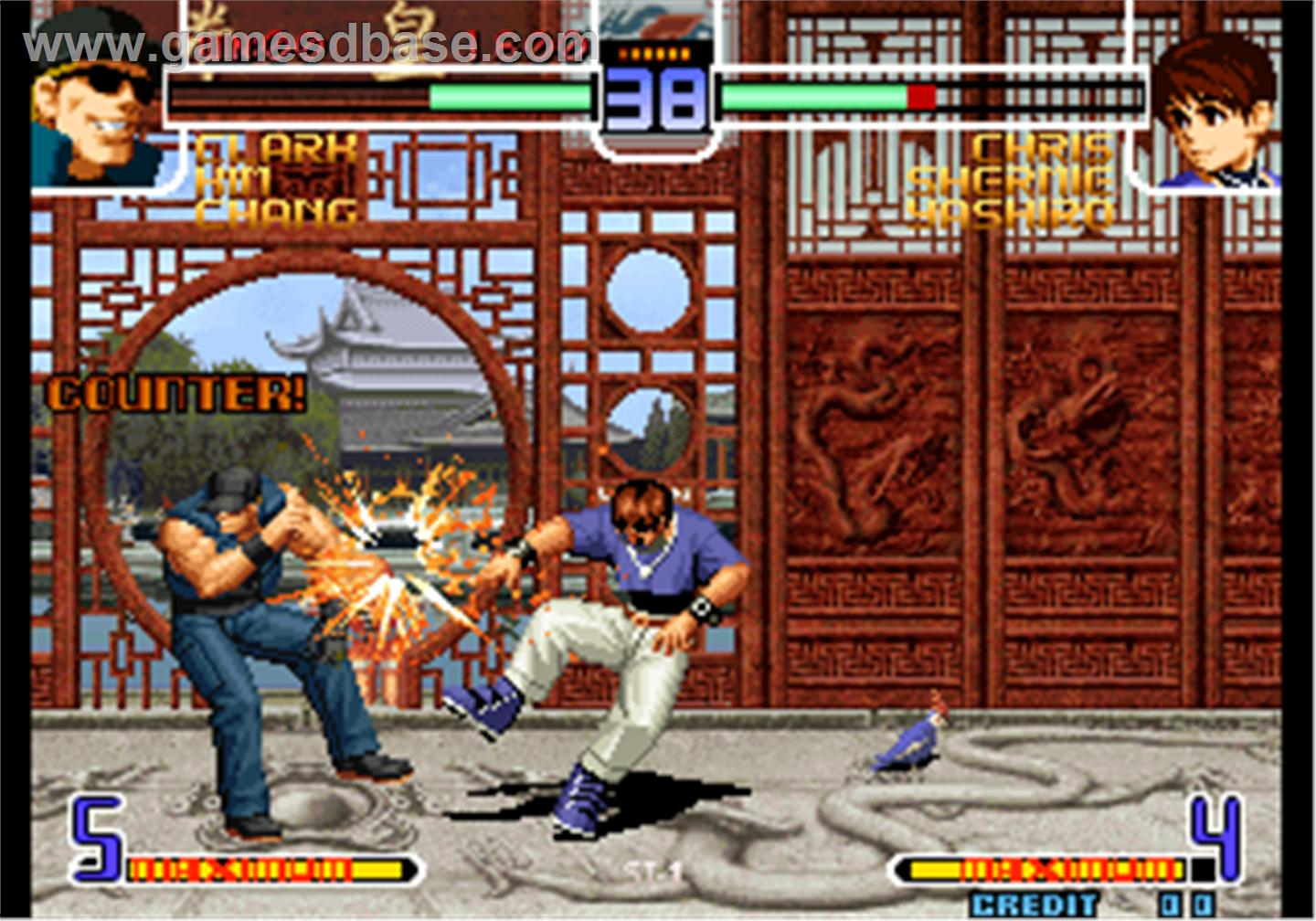 download king of fighter 2002 for pc