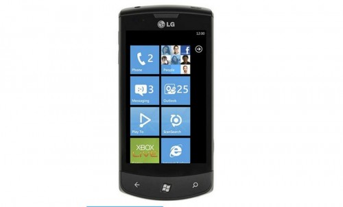 Windows Phone pierde el apoyo del fabricante LG