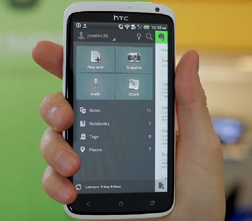 Evernote 4 Android
