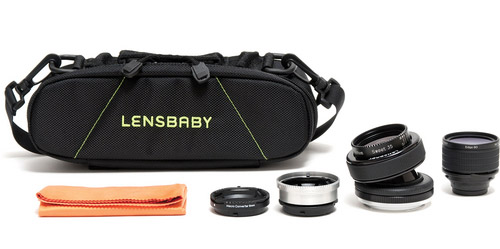 Lensbaby Pro Effects Kit