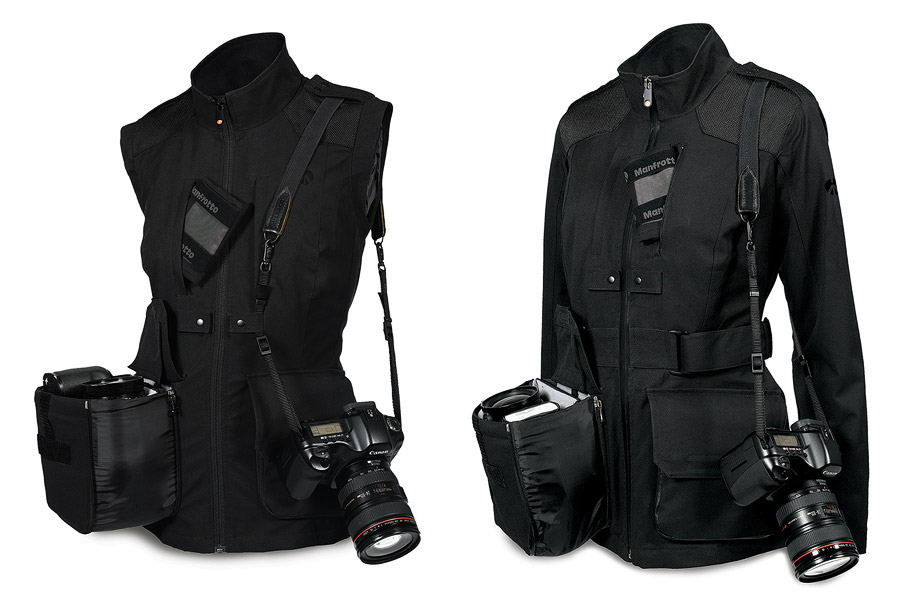 Manfrotto Apparel para mujeres