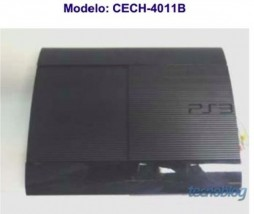 El nuevo modelo de PlayStation 3 Slim no estara presente en la Gamescom