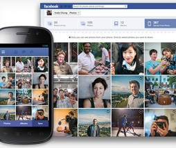 Facebook Photo Sync Android