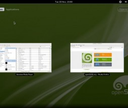 openSUSE 12.2