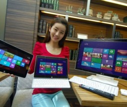 Nuevos dispositivos con Windows 8 de LG