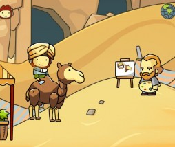 Scribblenauts Unlimited no llegará hasta 2013