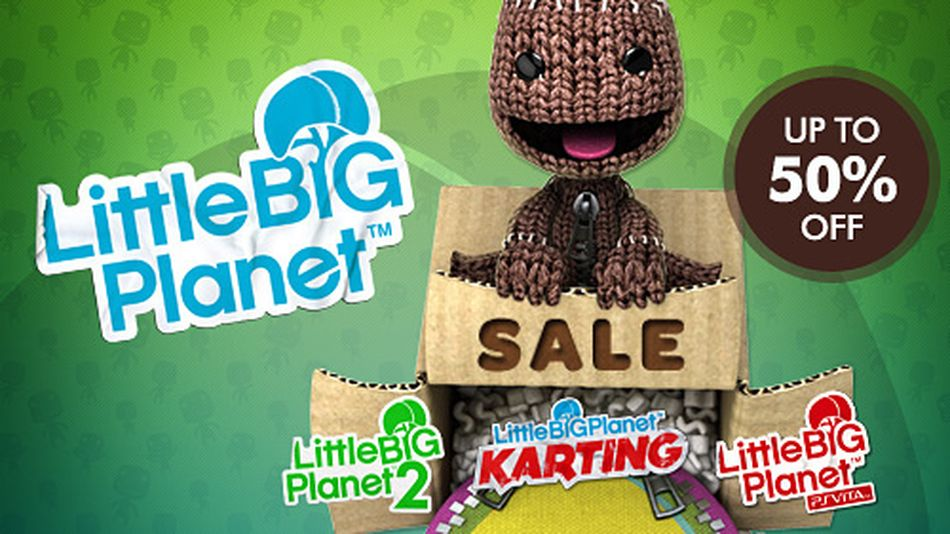 Little big planet psn : Q park soho