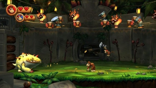 Donkey Kong Country Returns 3D pronto en Nintendo 3DS