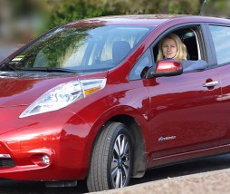 Nissan Leaf, coche eficiente
