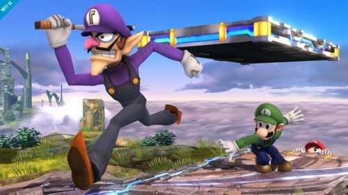Smash Bros. tendrá a Waluigi