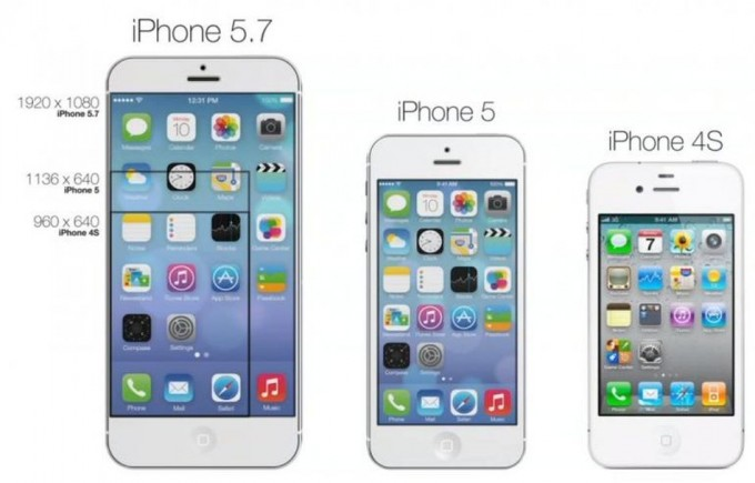Is THIS what the iPhone 8 will look like  Daily Mail Online