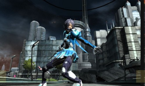 Asia recibe Phantasy Star Online 2