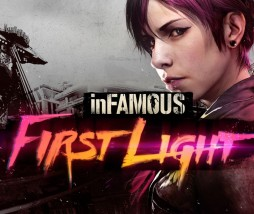 inFamous First Light en formato físico