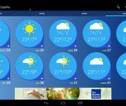 App The Weather Channel
