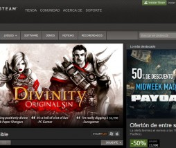 Captura de Steam