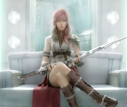 Lightning en Final Fantasy XIII