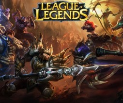 MMO League of Legends