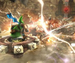 Amiibo en Hyrule Warriors