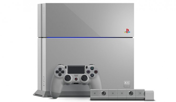 20 aniversario de PlayStation