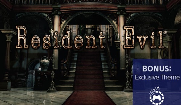 Juego Resident Evil HD