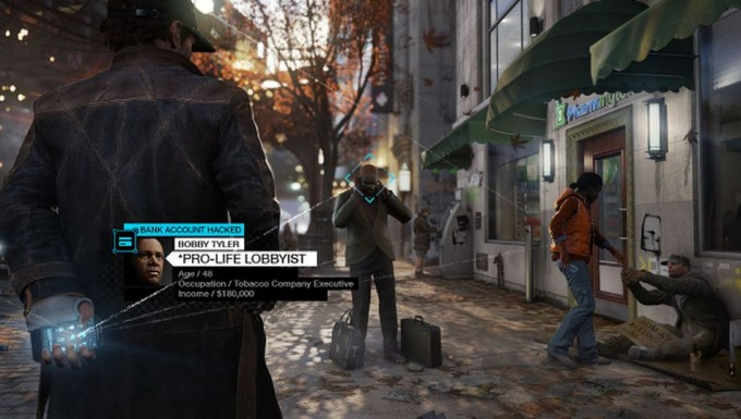 Trucos Watch Dogs