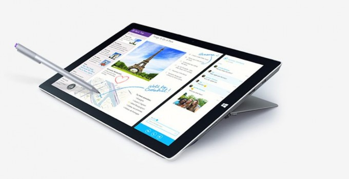 Tablet Surface Pro 3