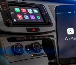 Volkswagen con CarPlay