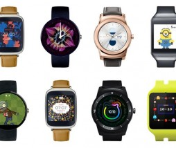 Relojes con Android Wear