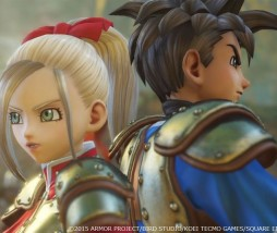 Personajes de Dragon Quest