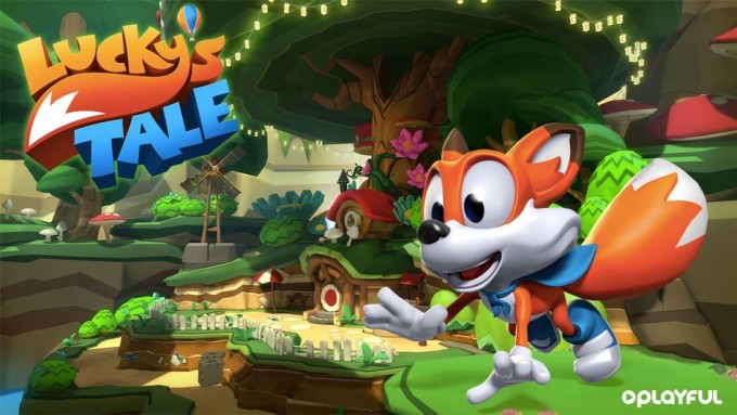 Juego Lucky's Tale