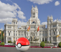 Pokémon Go en Madrid