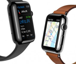 Funciones en el Apple Watch