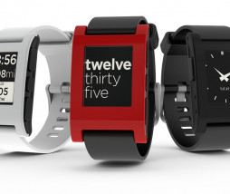 smartwatch de Pebble