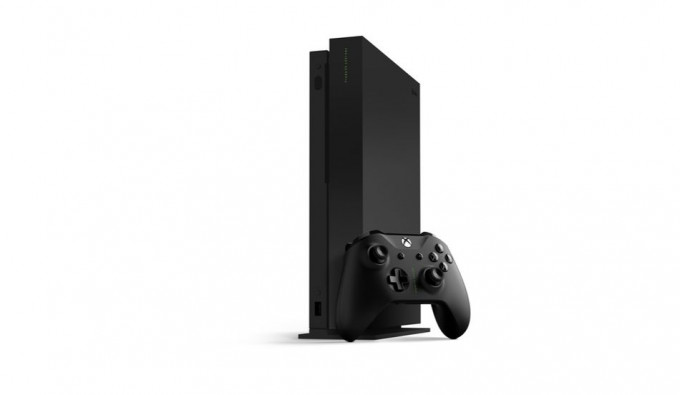 Xbox One X Escorpio lanzamiento