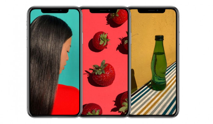 El iPhone X de Apple