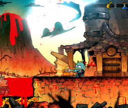 Wonder Boy The Dragons Trap llegará a las tiendas