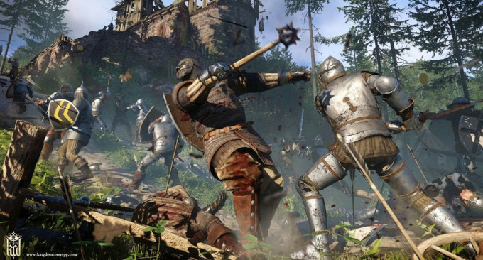 Lucha en Kingdom Come Deliverance