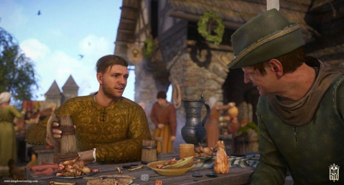 RPG Kingdom Come Deliverance