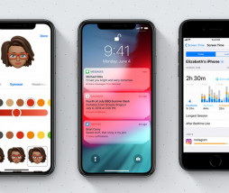 actualización iOS 12 de Apple
