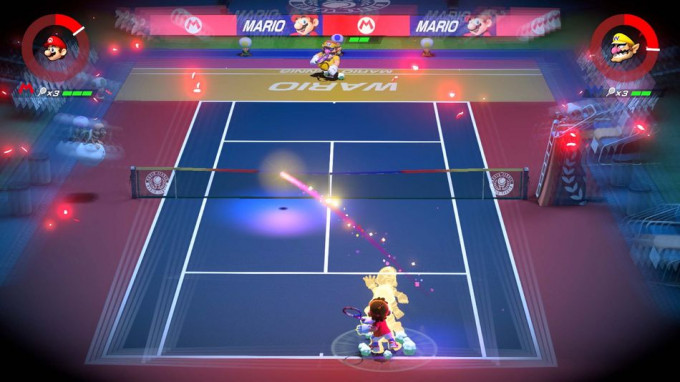 Mario Tennis para Switch