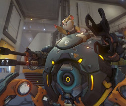 Hammond en Overwatch